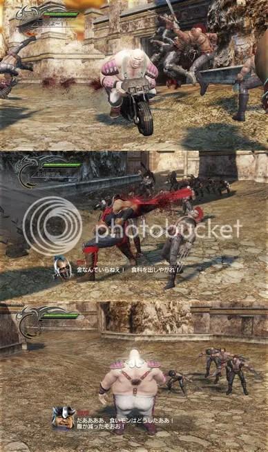 Hokuto Musou DLC Mission