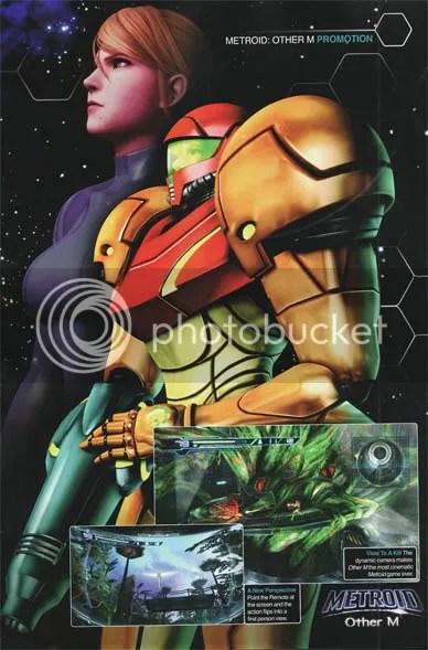Metroid: Other M - Team NINJA - Yoshio Sakamoto