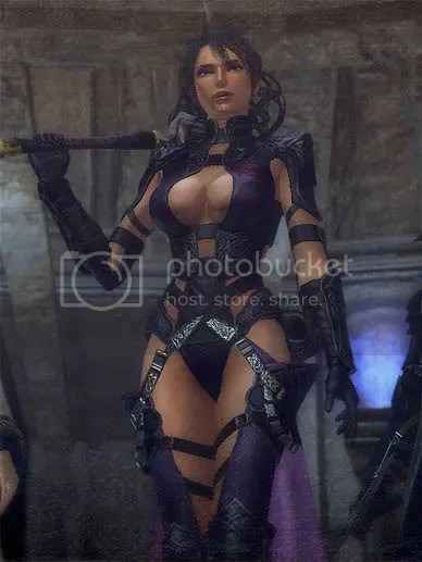 Trinity: Souls of Zill O'll HAS TITS!