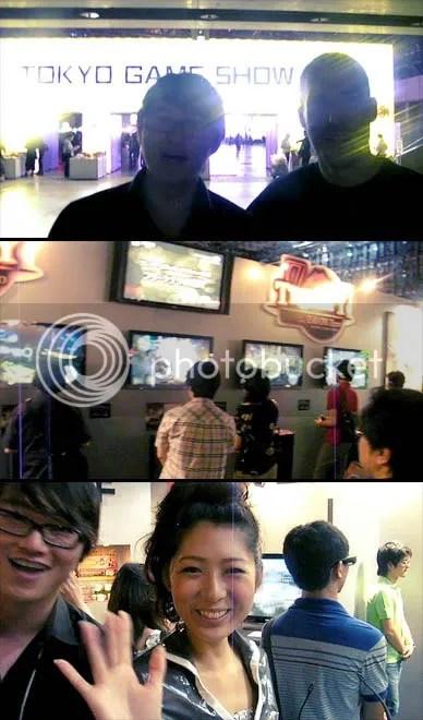 TECMO KOEI EUROPE x TECMO KOEI GAMES x TOKYO GAME SHOW TGS 2010