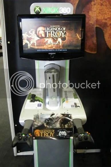 Warriors: Legends of Troy @ Memorabilia
