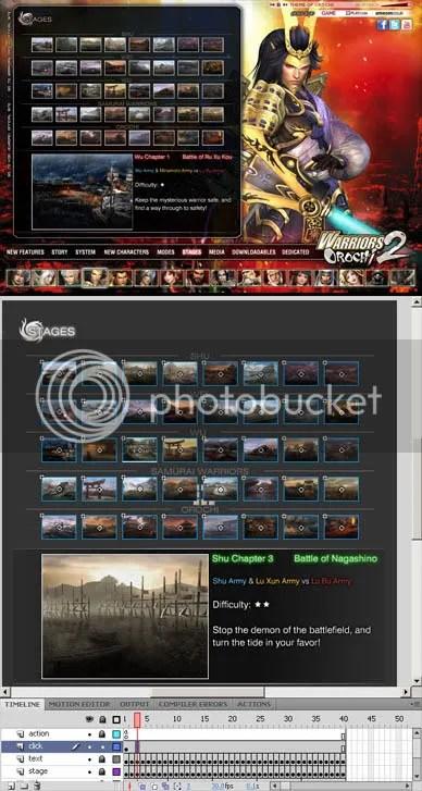 Warriors Orochi 2 Site Flash Guide