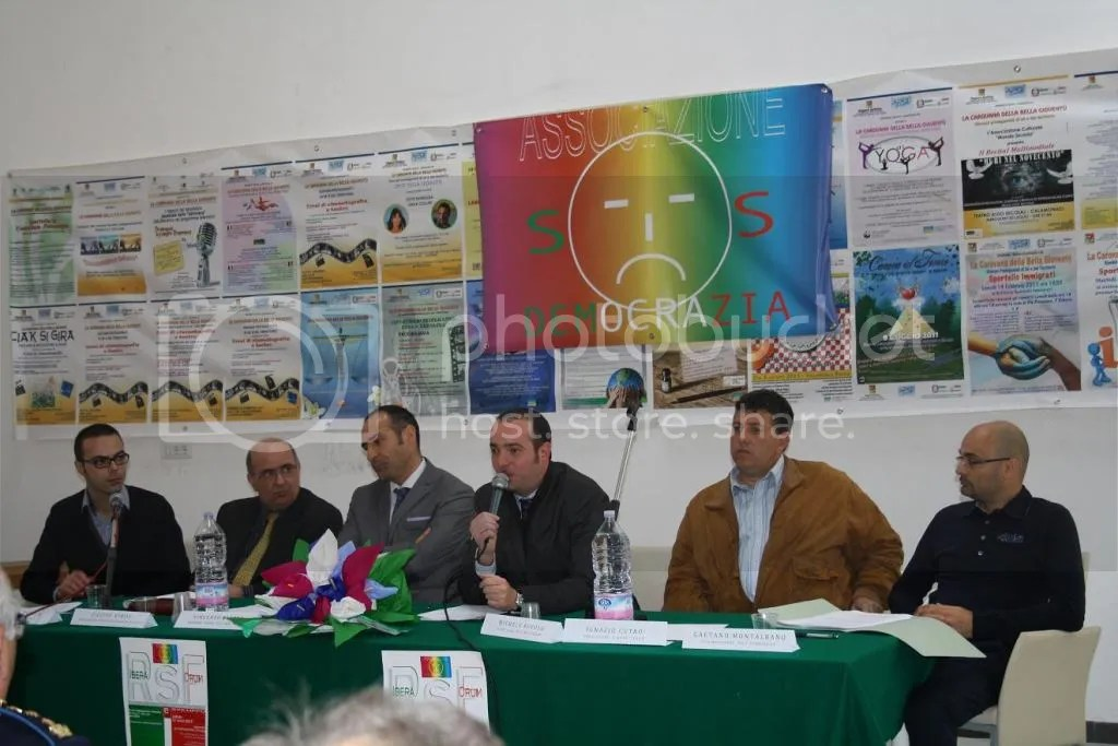 Ribera Social Forum 2012
