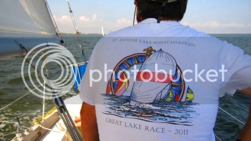 Great Lake Race t-shirt