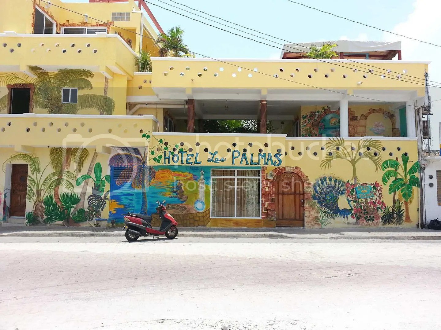 Another Mural in Isla