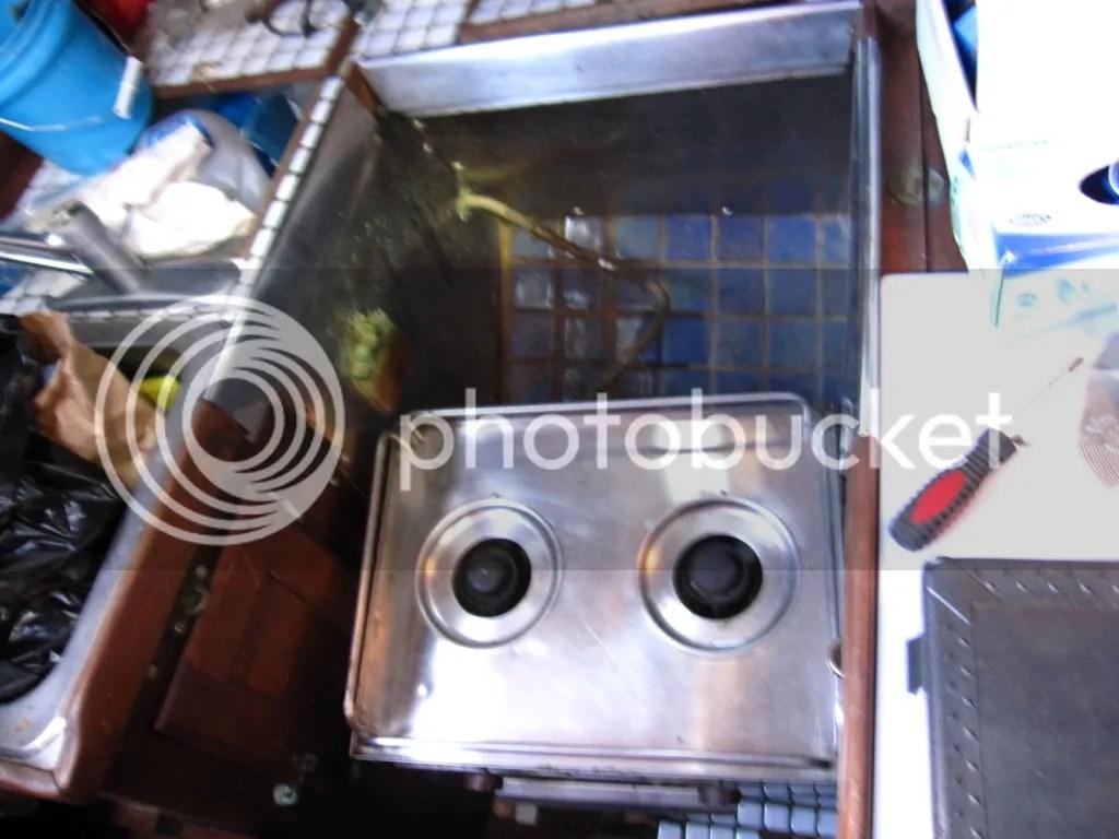 Shipmate kerosene stove