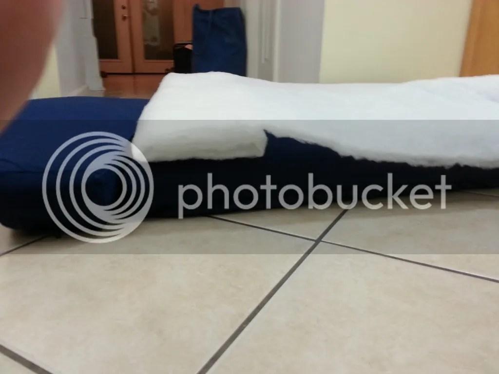 V-berth Cushion Foam 8
