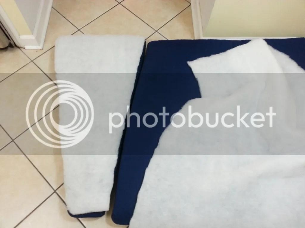 V-berth Cushion Foam 10