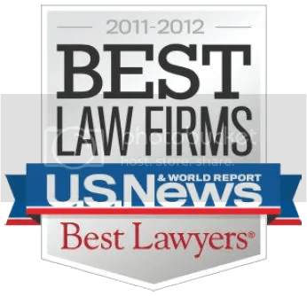 "Virginia (VA) personal injury law firm named one of  ""best injury law firms"" in Virginia"