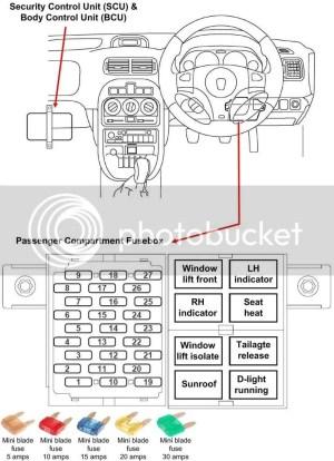 Rover 25 Wiper Wiring Diagram   Wiring Diagram