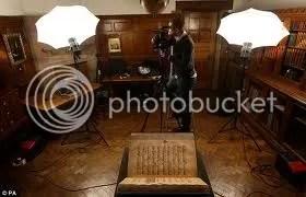 6 1 Al Quran Berusia Melebihi 500 Tahun