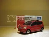 Tomy Tomica 1/64,nissan,note