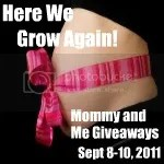 Mommy and Me Giveaways Here We Grow Again Event