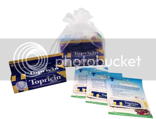 Topricin Junior: Safe Children's Pain Relief and Healing ...