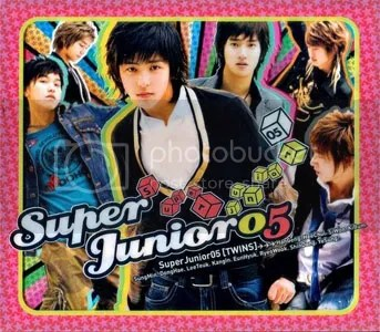 SuperJunior05 (Twins)