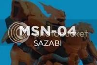 1-144 sazabi reckless, hangar-mk, hmk