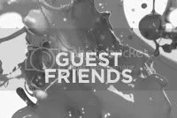 Mecha+ guest and friends