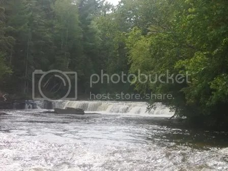 Another Front view of Lower Tahquamenon Falls