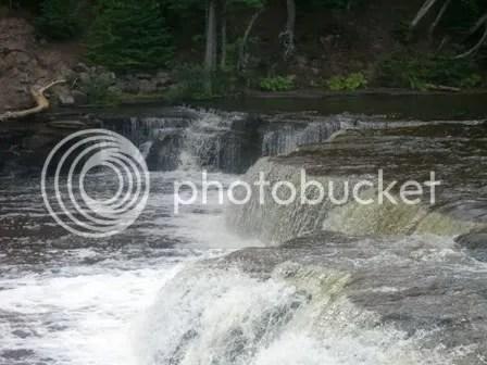 North Lower Tahquamenon Falls