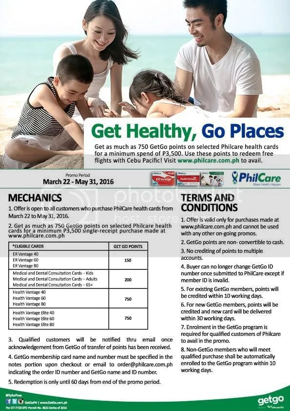 PhilCare: Get Healthy Go Places