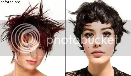 corte de cabelo diferente