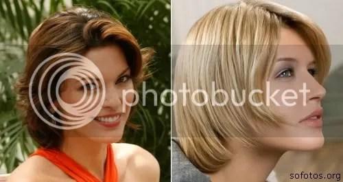 corte de cabelo feminino curto