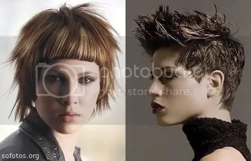 cortes de cabelo feminino curto modernos