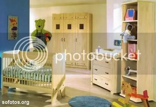 Decoracao de quartos de bebê