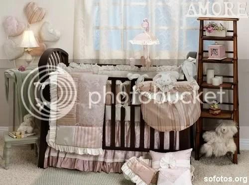 Quartos de bebes decorados