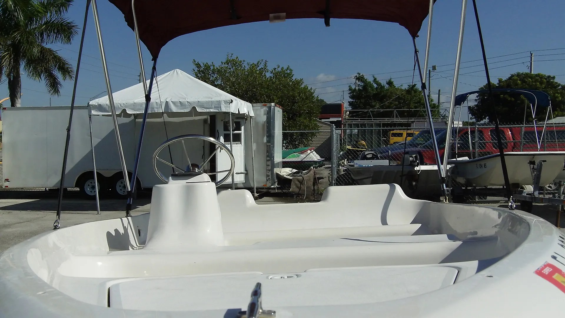 fiberglass dock box for sale