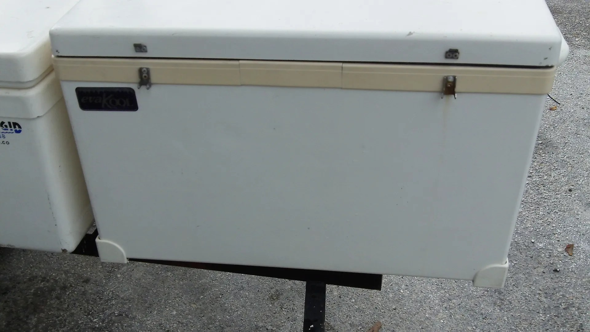 fiberglass west marine freezers