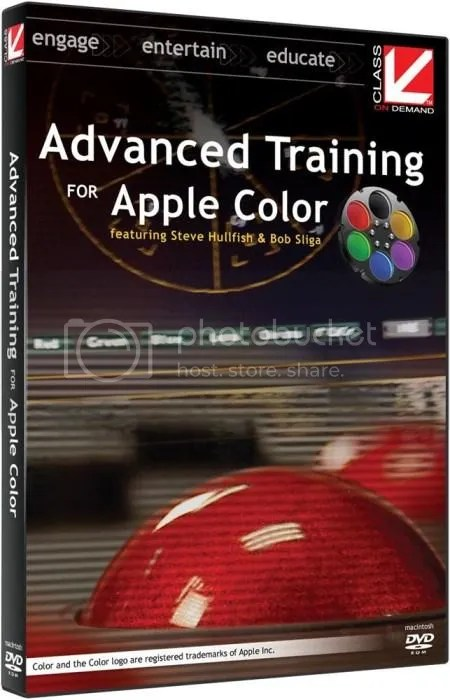 Advanced Training for Apple Color (by Class on Demand)