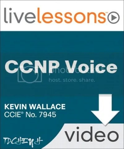 CCNP Voice LiveLessons - Kevin Wallace Training Videos