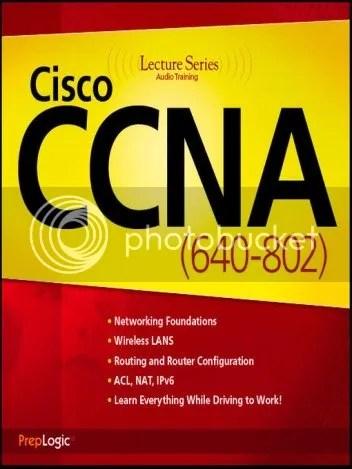 Cisco CCNA 640-802 with instructor Palaestra Training Modules