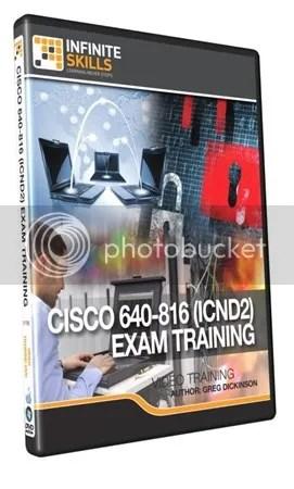 Infinite Skills - Cisco 640-816 (ICND2) CCNA Exam Training Video