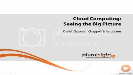 Pluralsight - Cloud Computing: Seeing the Big Picture
