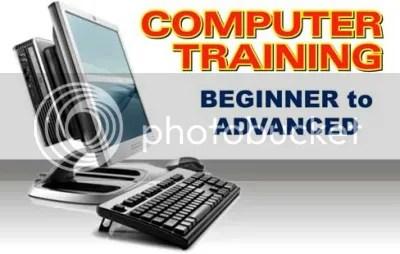 Computer Training Beginner To Advanced Training