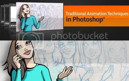 Digital-Tutors - Traditional Animation Techniques in Photoshop CC