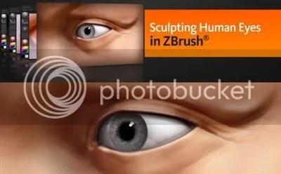 DigitalTutors - Sculpting Human Eyes in ZBrush 4R5