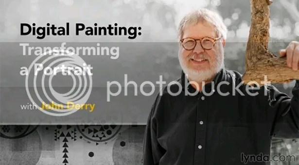Digital Painting: Transforming a Portrait Training