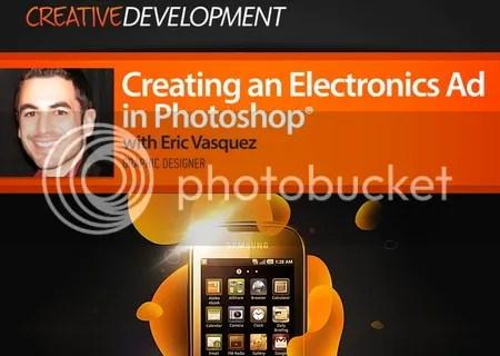 Digital Tutors - Creating an Electronics Ad in Photoshop CS6