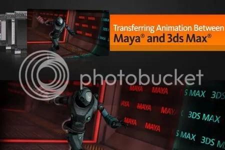 Digital Tutors - Transferring Animation Between Maya and 3ds Max