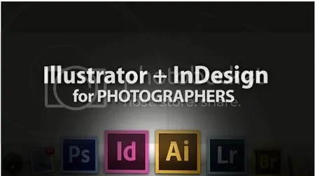 Illustrator and InDesign for Photographers