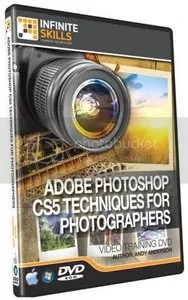 InfiniteSkills - Adobe Photoshop CS5 for Photographers Video Training