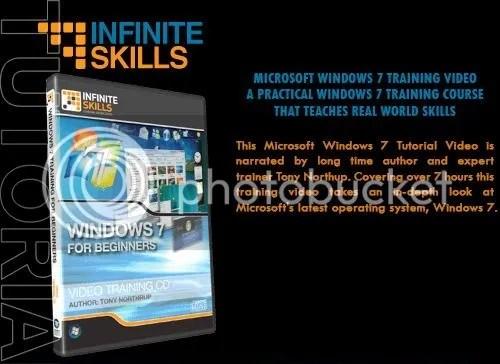 Infiniteskills - Microsoft Windows 7 + Working Files