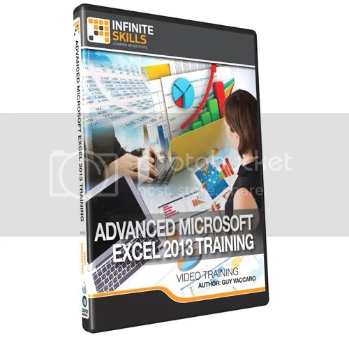 Infiniteskills - Advanced Microsoft Excel 2013 Training + Working Files