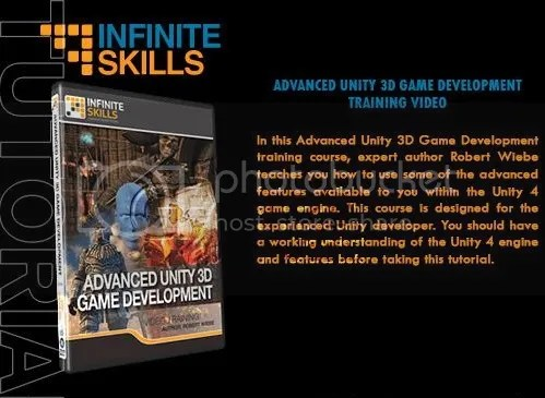 Infiniteskills - Advanced Unity 3D Game Development + Working Files