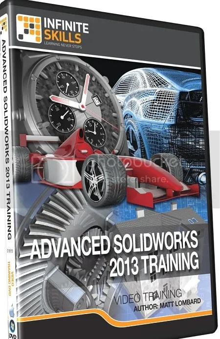 Infiniteskills - Learning Advanced SolidWorks 2013 + Working Files