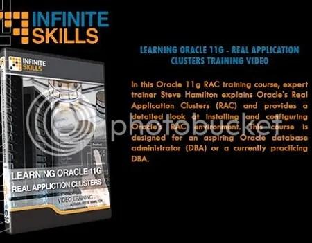 Infiniteskills - Learning Oracle 11g - Real Application Clusters + Working Files