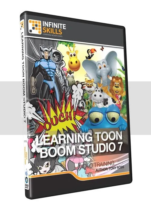 Infiniteskills - Learning Toon Boom Studio 7 Training Video